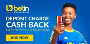 Bonus code for Betin